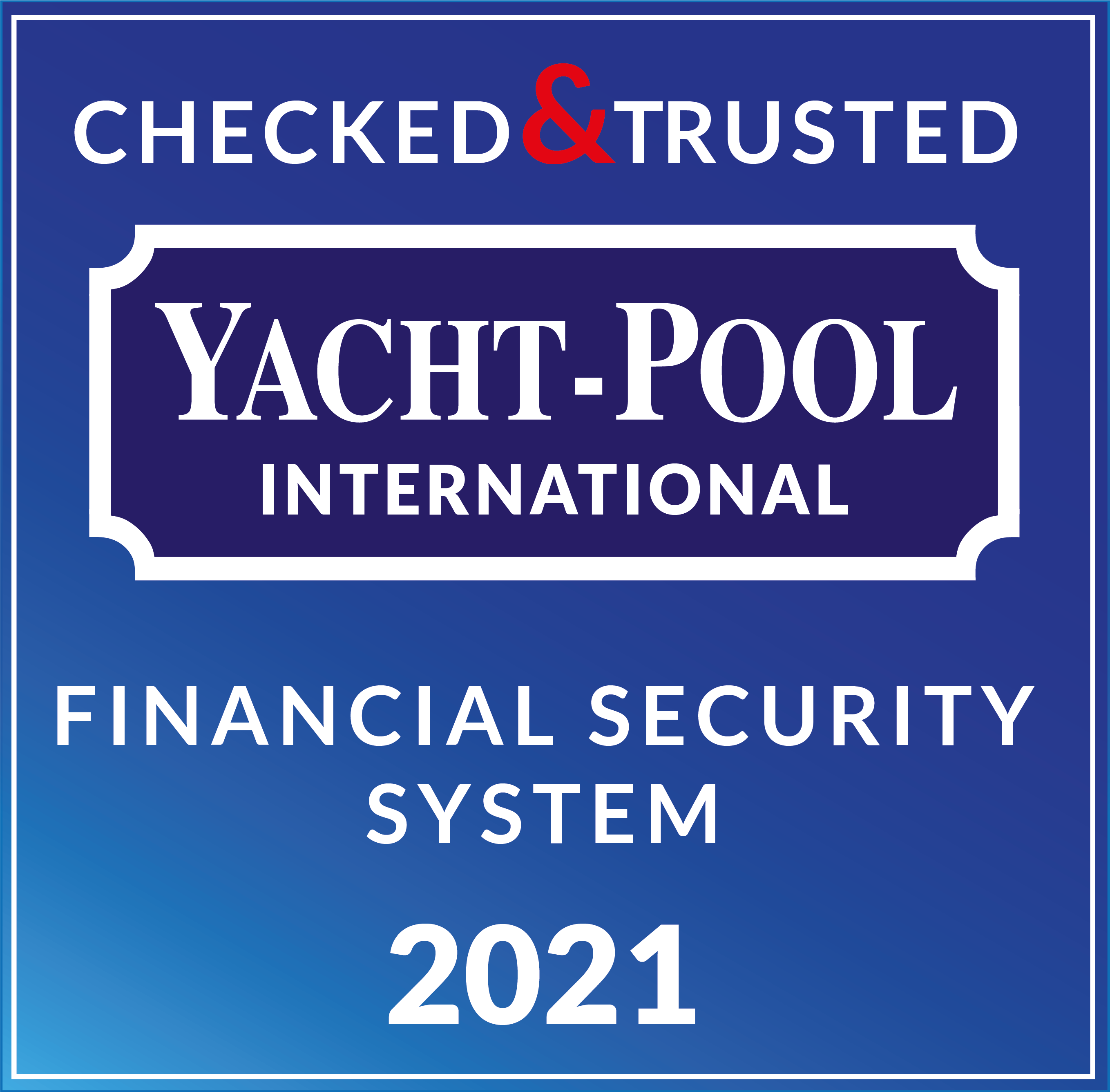 Yacht-Pool Certified