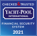 Yacht-Pool badge